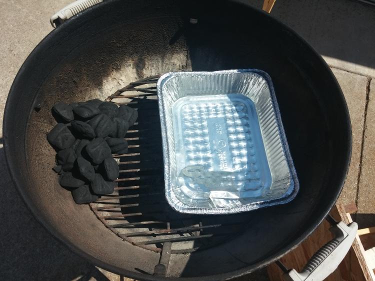 Grill Setup